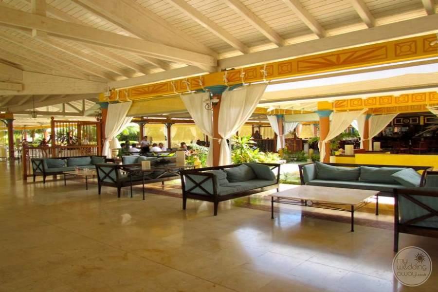 Melia Las Dunas Lobby 2