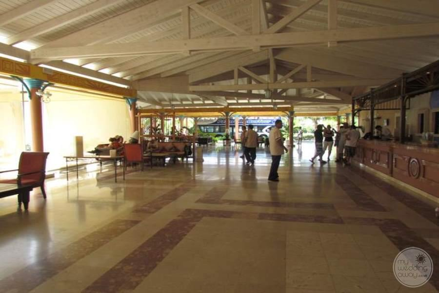 Melia Las Dunas Lobby