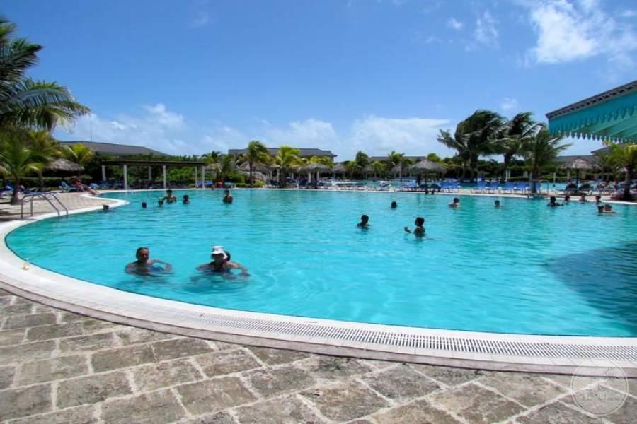 Melia Las Dunas Pool 3