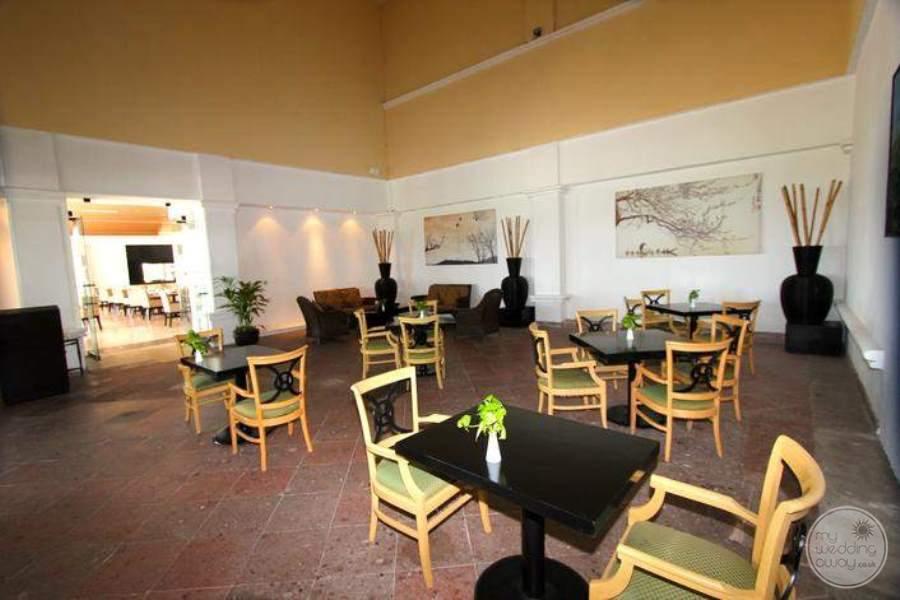 MoonPalaceGolf Villas Asian Restaurant