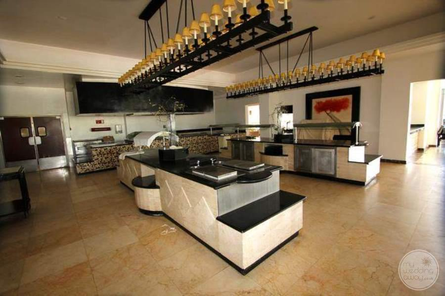MoonPalaceGolf Villas Buffet