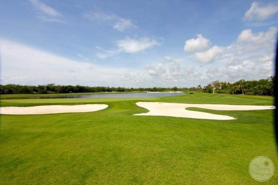 MoonPalaceGolf Villas Golf Course