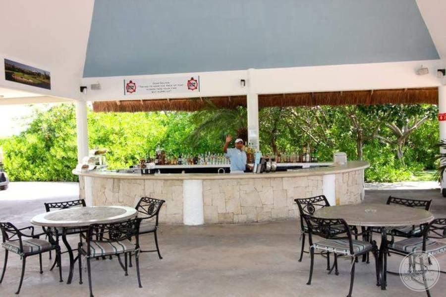 MoonPalaceGolf Villas Premium Bar