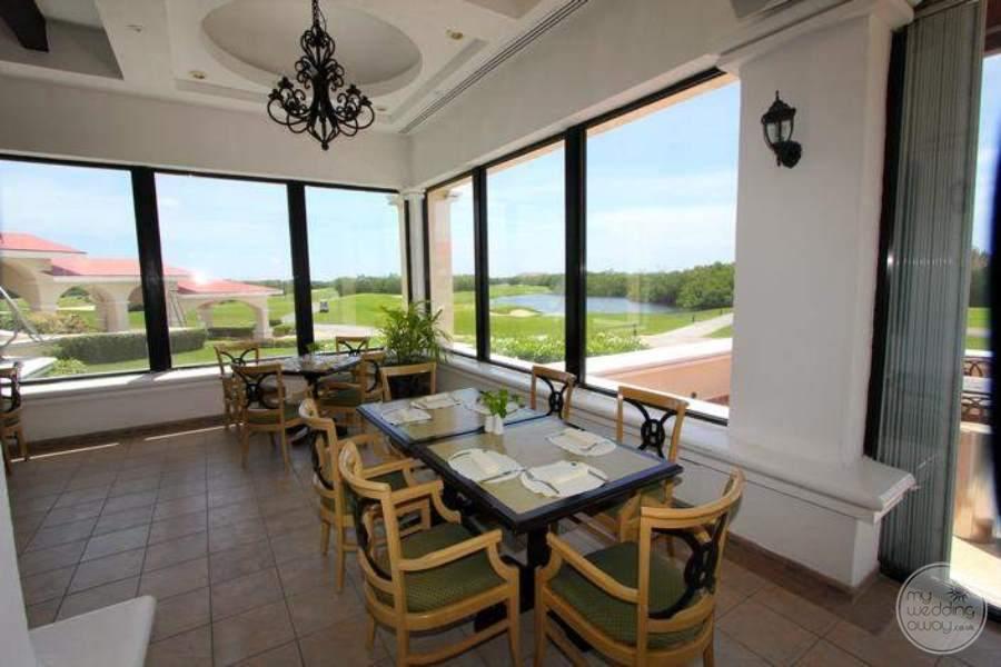 MoonPalaceGolf Villas Resort View Dining