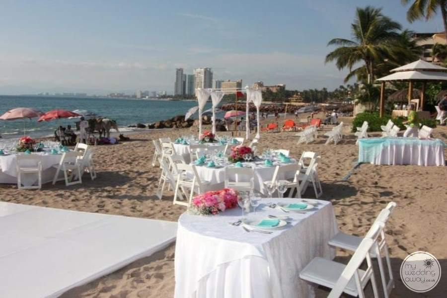 Now Amber Beach Reception