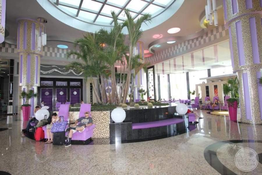 Riu Palace Peninsula Lobby Lounge