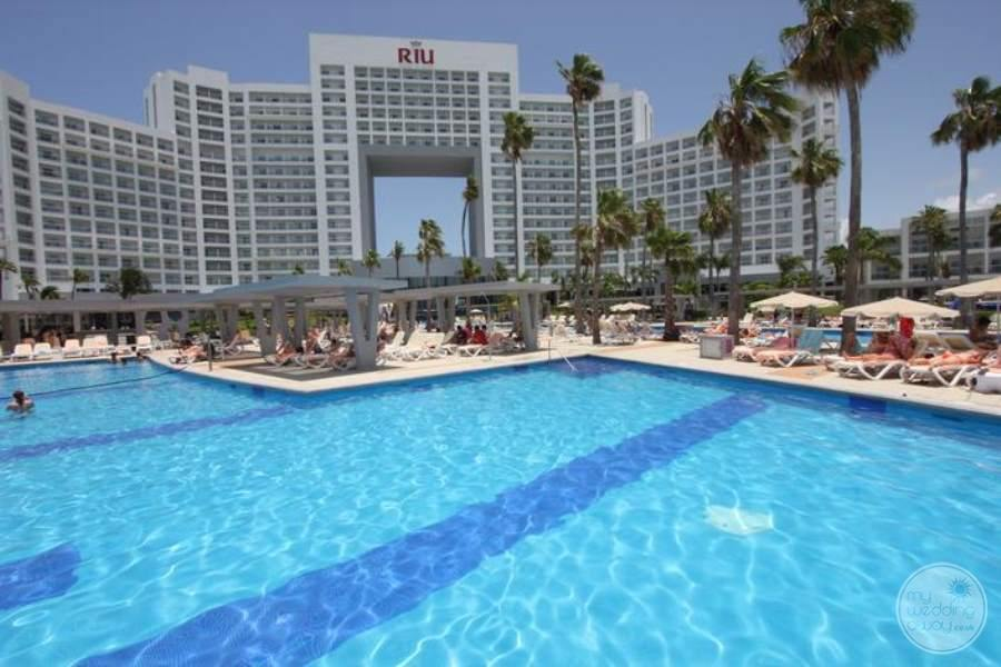 Riu Palace Peninsula Pool 4