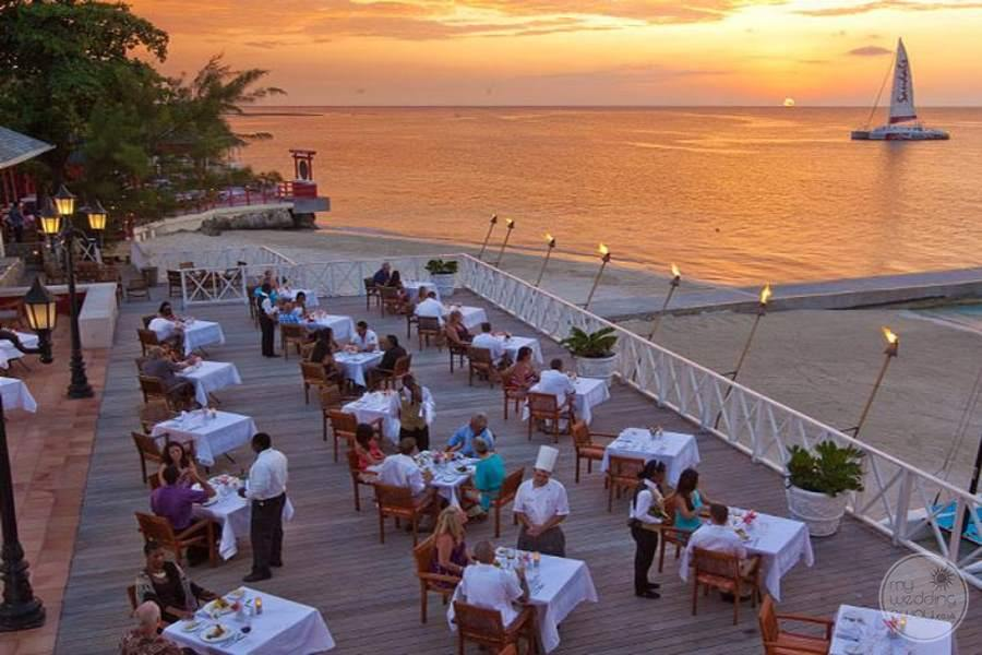Sandals Montego Bay Restaurant