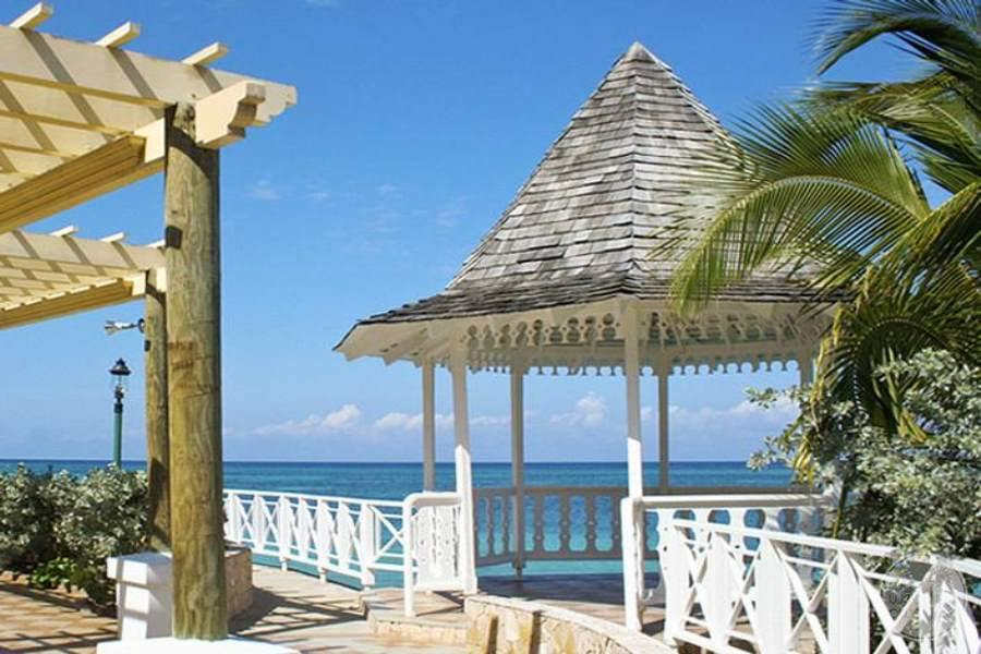 Sandals Montego Bay Gazebo
