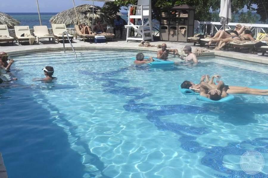 Sandals Montego Bay Pool
