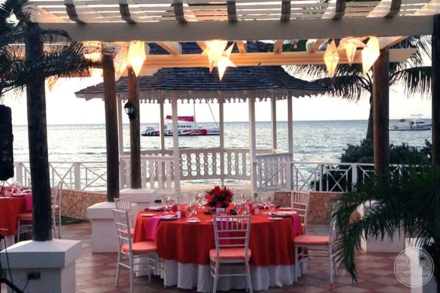Sandals Montego Bay Wedding Reception