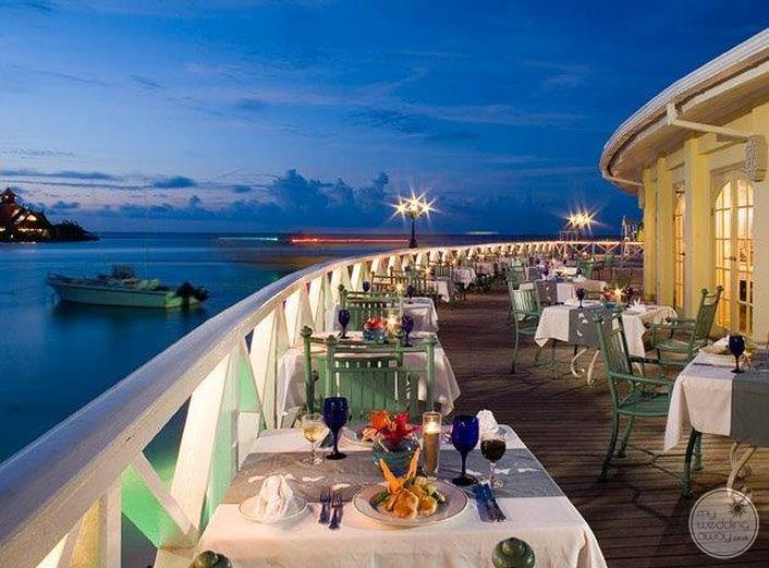 Sandals Royal Caribbean Recency Patio