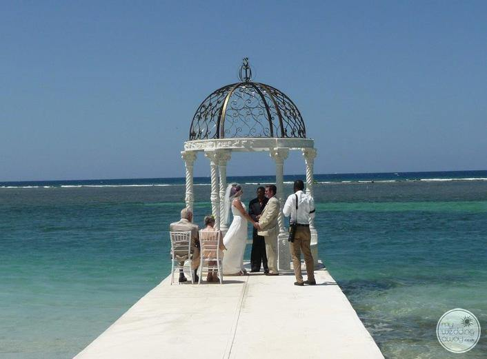 Sandals Royal Caribbean Wedding for two