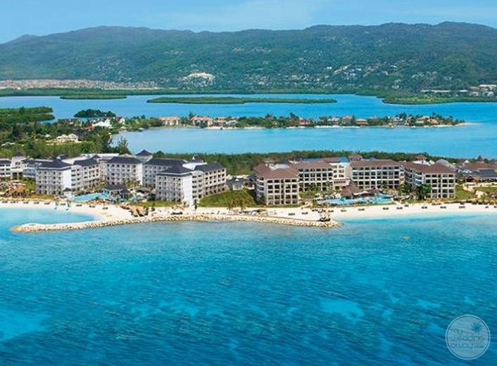 Secrets Wild Orchid Aerial View