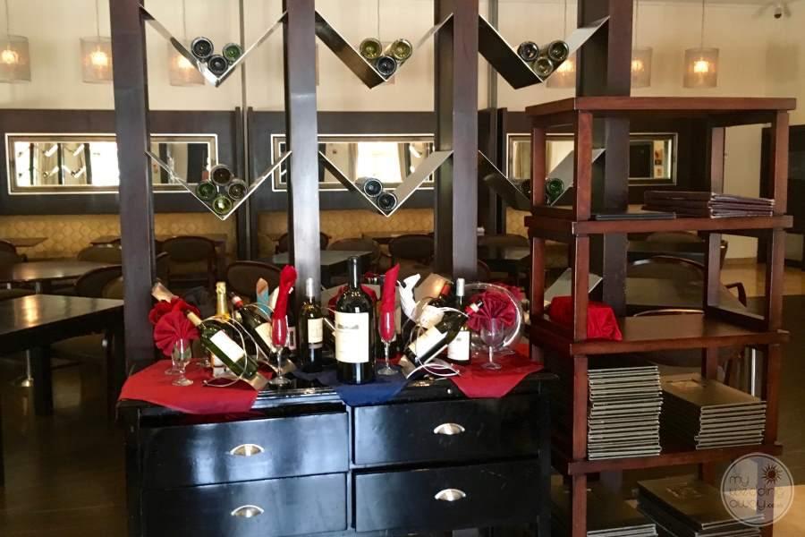 Secrets Wild Orchid Restaurant