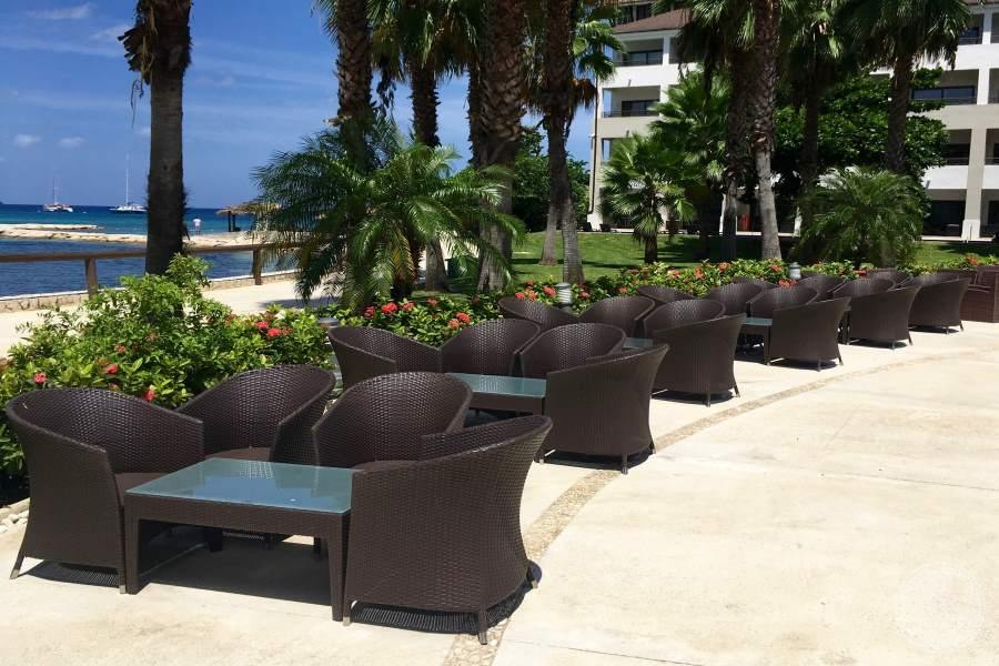 Secrets Wild Orchid Seating