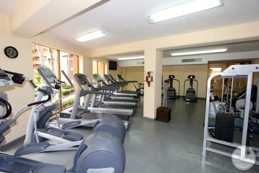 Villa Del Palmar Gym