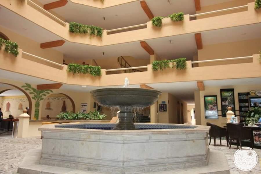 Villa Del Palmar Lobby