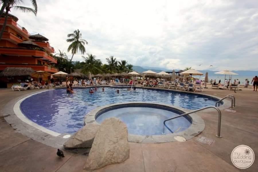 Villa Del Palmar Pool 4