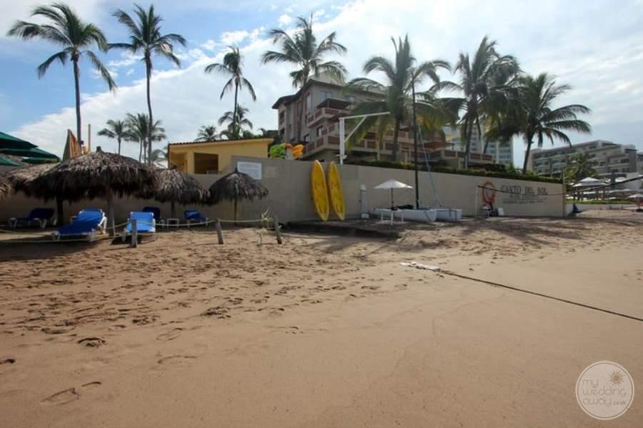 Canto Del Sol Beach