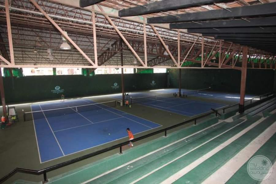 Canto Del Sol Indoor Tennis