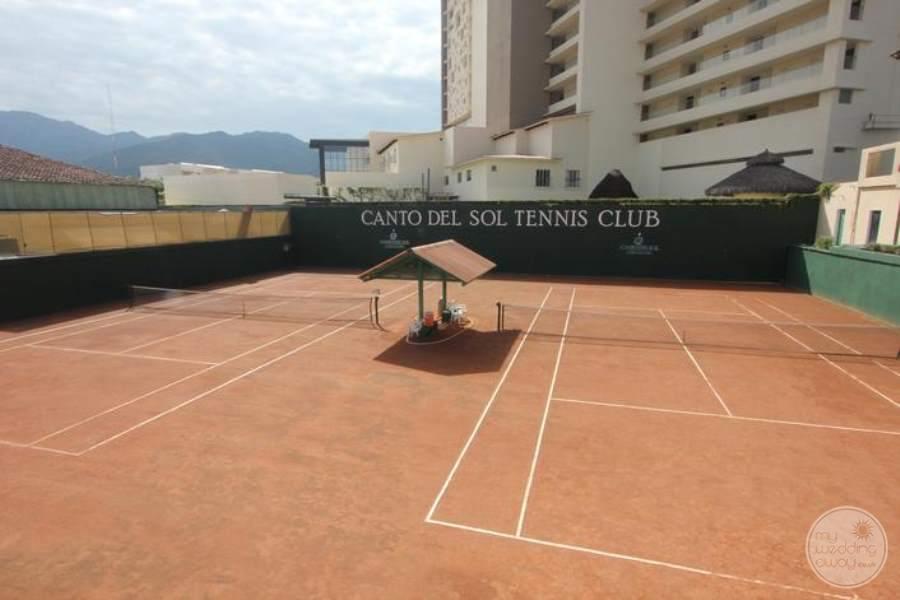 Canto Del Sol Tennis Court