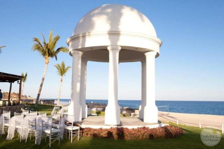 Dreams Los Cabos Beachfront Gazebo