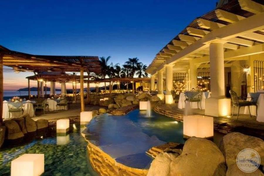 Dreams Los Cabos Patio Beachfront-Dining