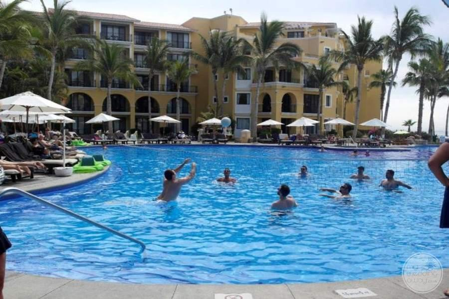 Dreams Los Cabos Pool Activities