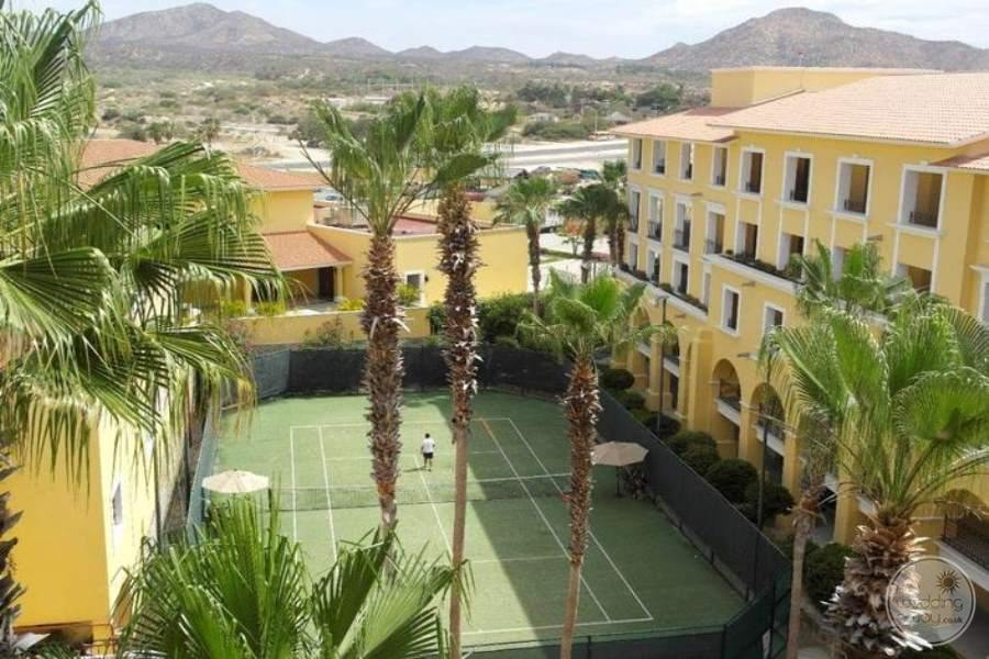 Dreams Los Cabos Tennis Court