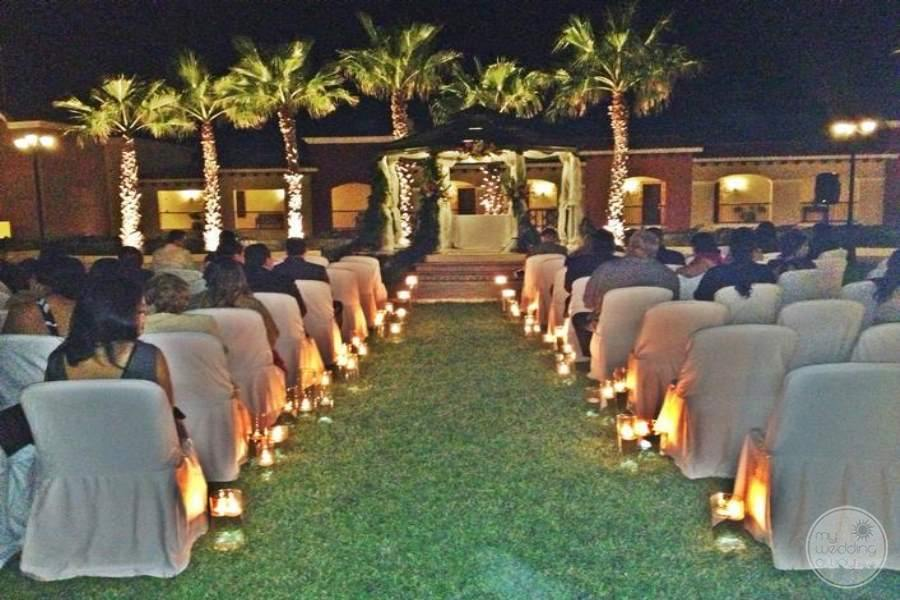 Hacienda Encantada Evening Wedding