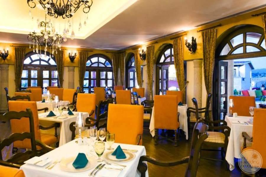 Hacienda Encantada Las Trajineras Restaurant