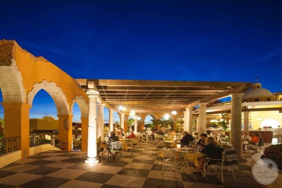 Hacienda Encantada Peguolas Restaurant