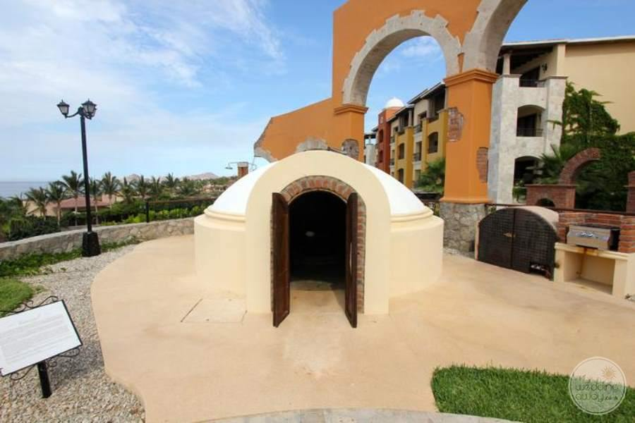 Hacienda Encantada Sweat Lodge