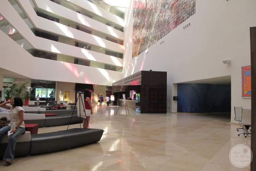 Hard Rock Vallarta Lobby Area