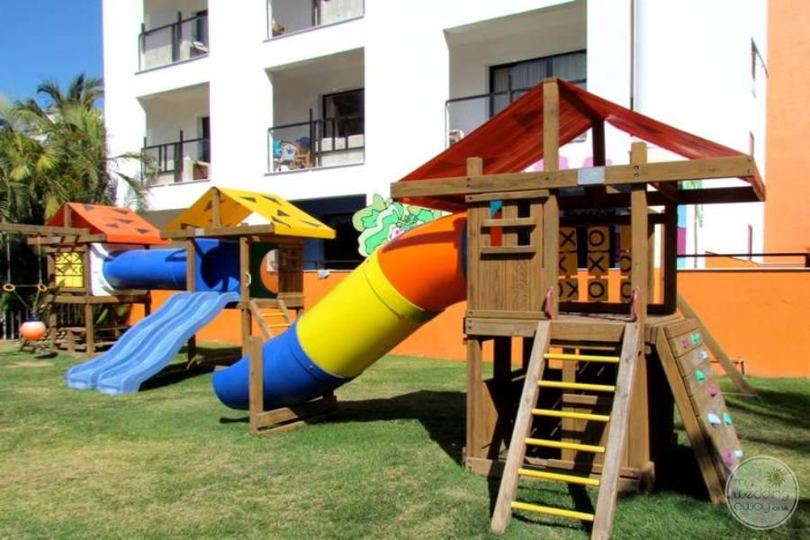 Melia Puerto Vallarta Kids Play Area