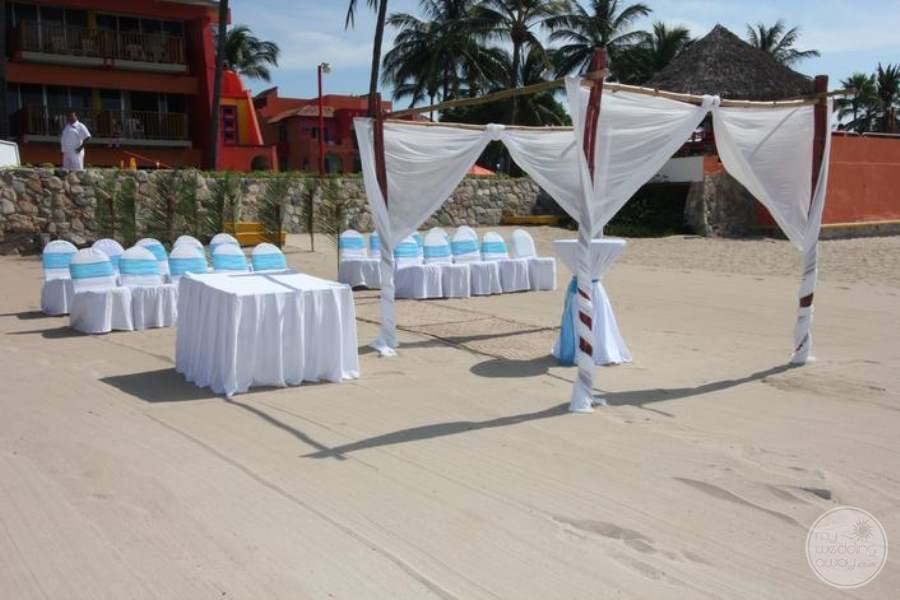 Royal Decameron Beach Wedding 4