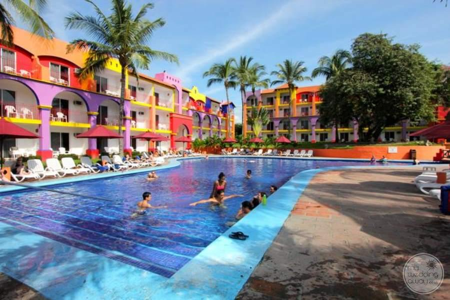 Royal Decameron Pool Area