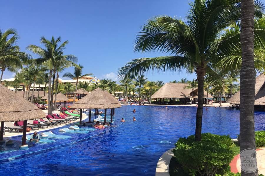 Barcelo Maya Colonial Pool View
