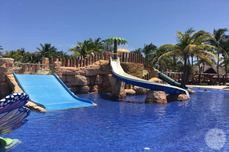 Barcelo Maya Colonial Waterslides