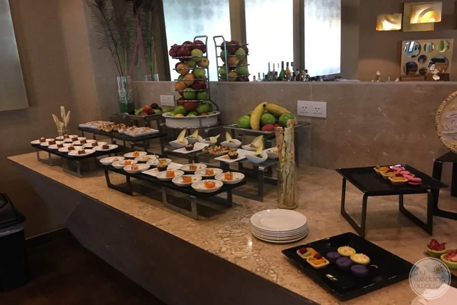 Barcelo Maya Palace Dessert Buffet
