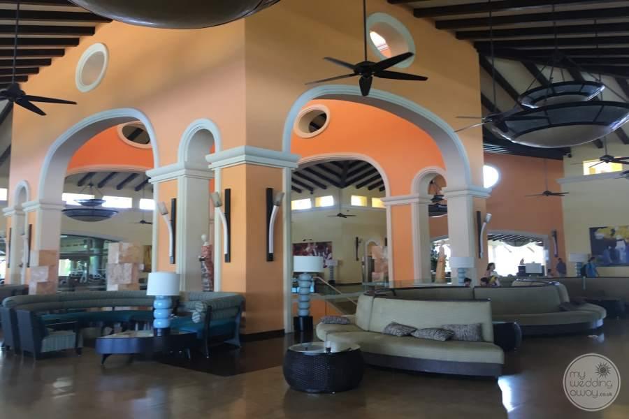 Barcelo Maya Palace Lobby