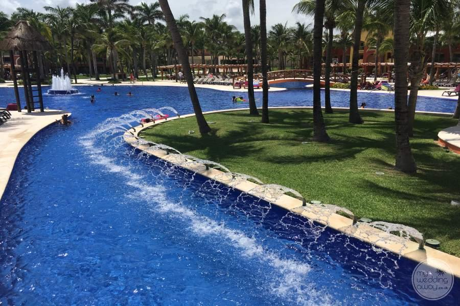 Barcelo Maya Palace Pool 5