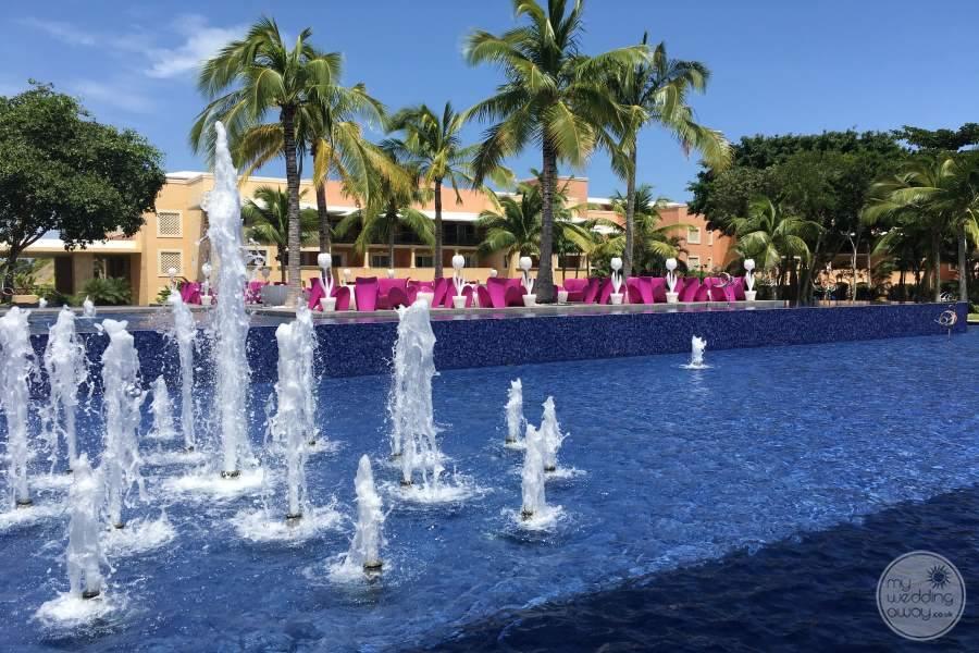 Barcelo Maya Tropical Fountain