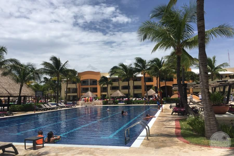 Barcelo Maya Tropical Lap Pool