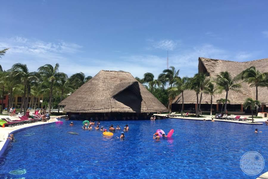 Barcelo Maya Tropical Pool View
