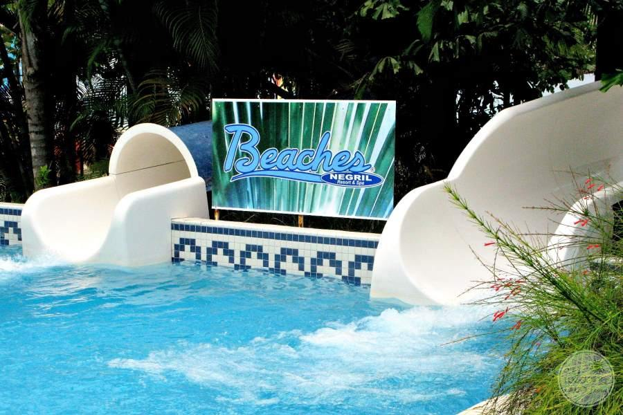 Beaches Negril Waterslide