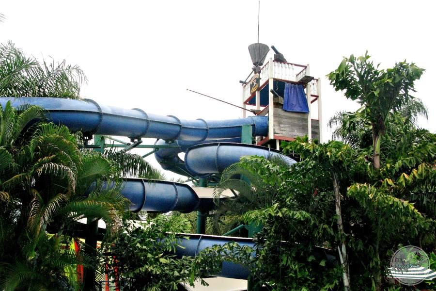 Beaches Negril Waterslides
