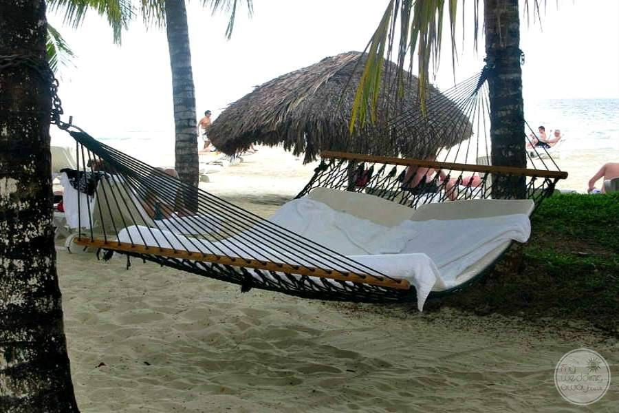 Couples Swept Away Double Hammock