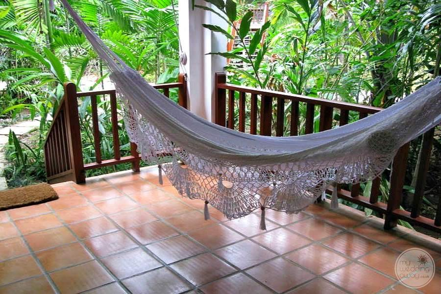 Couples Swept Away Hammock